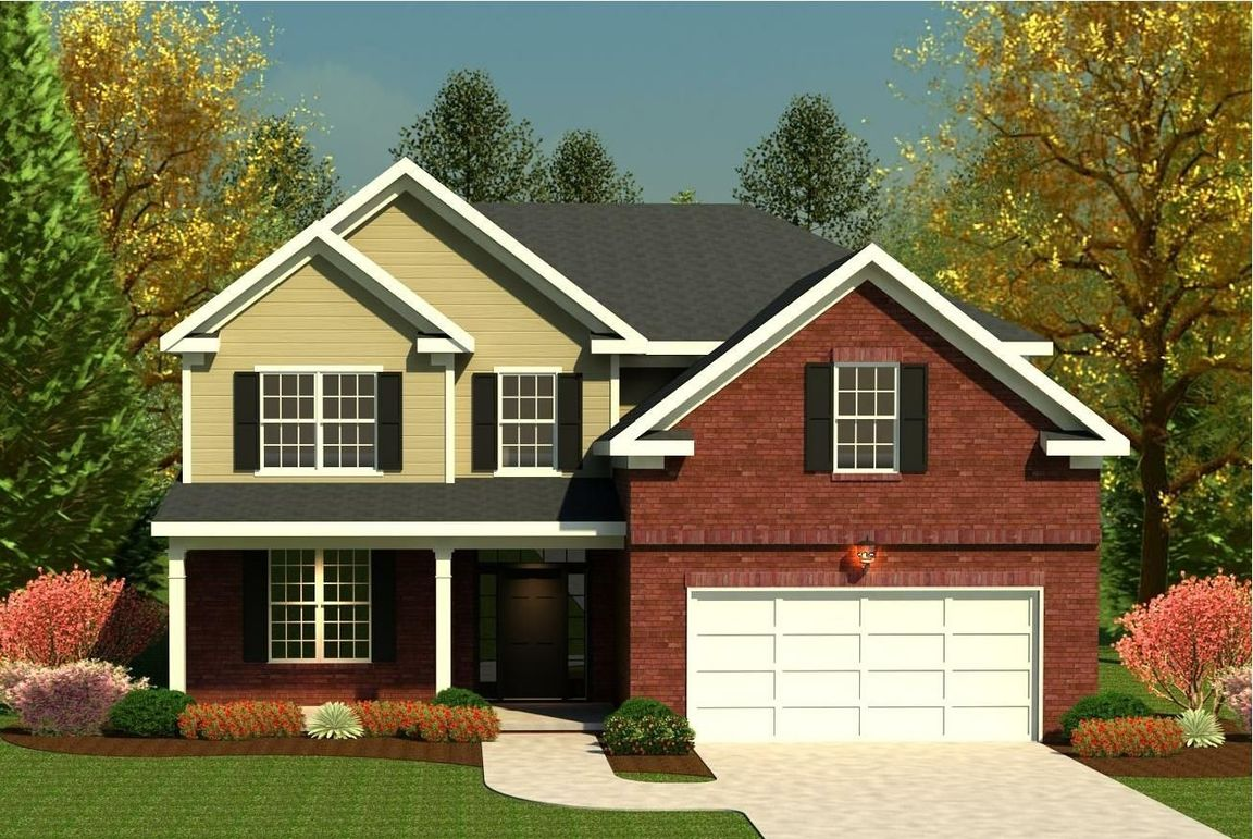 Ready To Build Home In Windsor Community