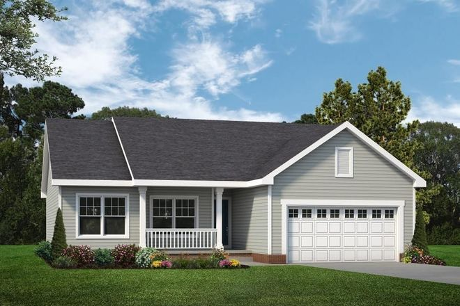 Ready To Build Home In Schreiber Farms Community