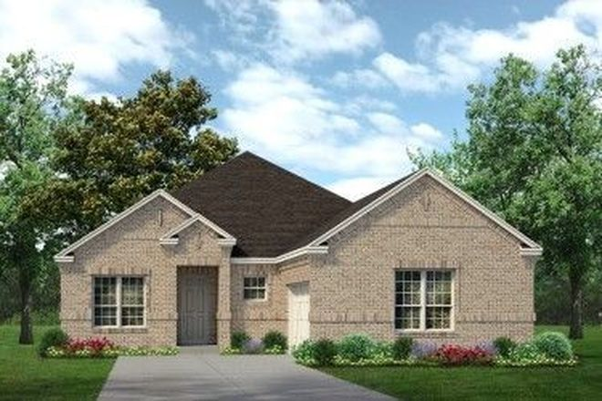 Ready To Build Home In Mayfield Farms Community