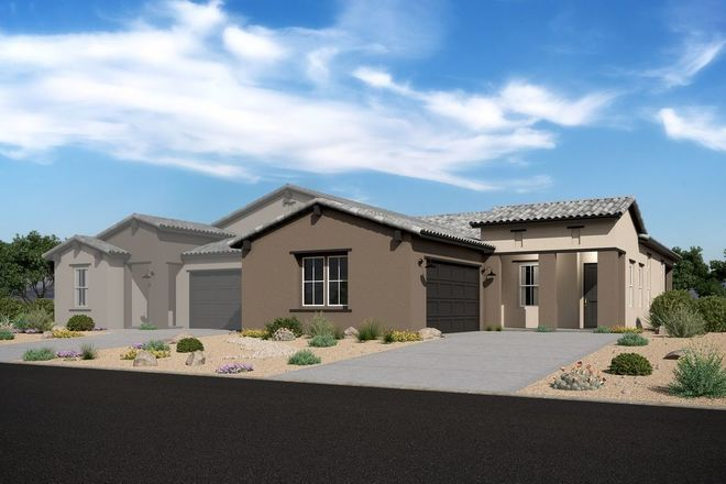 Ready To Build Home In Galloway Ridge Community
