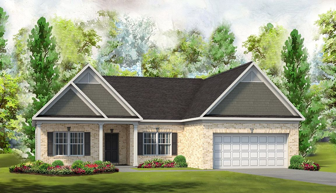 Ready To Build Home In Country View Estates Community