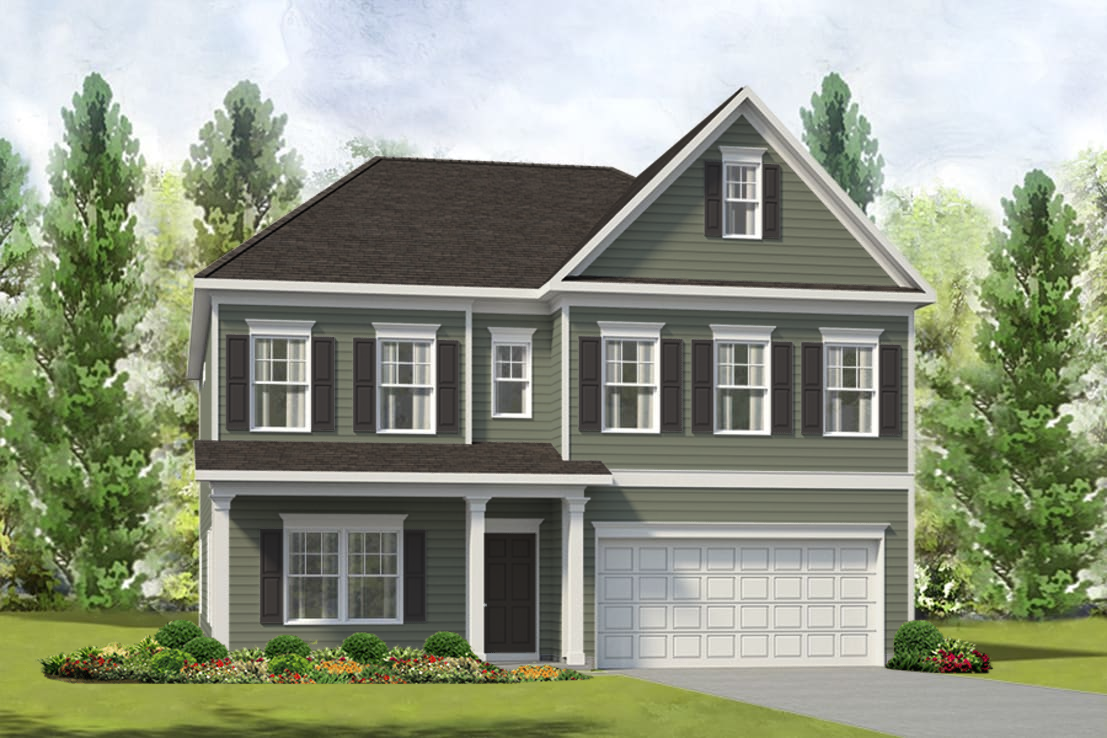 Ready To Build Home In River Park Community