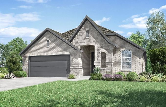 Ready To Build Home In Crescent Bluff Community