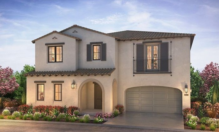 Ready To Build Home In Cetara at Orchard Hills Community