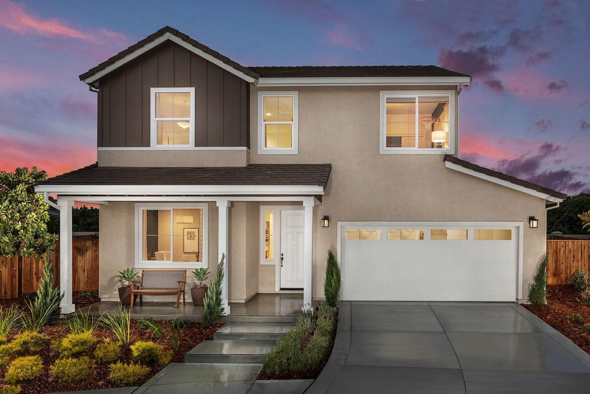 Ready To Build Home In Mayfair at Westfield Community
