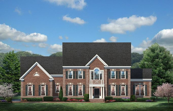 Ready To Build Home In Weber Place Community