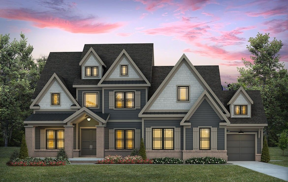 Ready To Build Home In Meadow Point Community