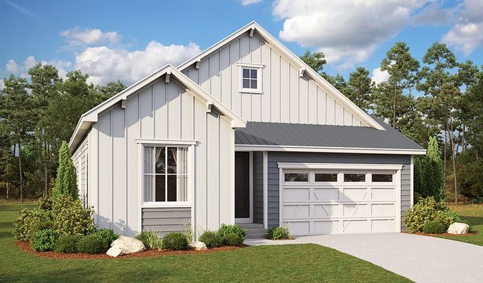 Ready To Build Home In Ascent Village at Sterling Ranch Community