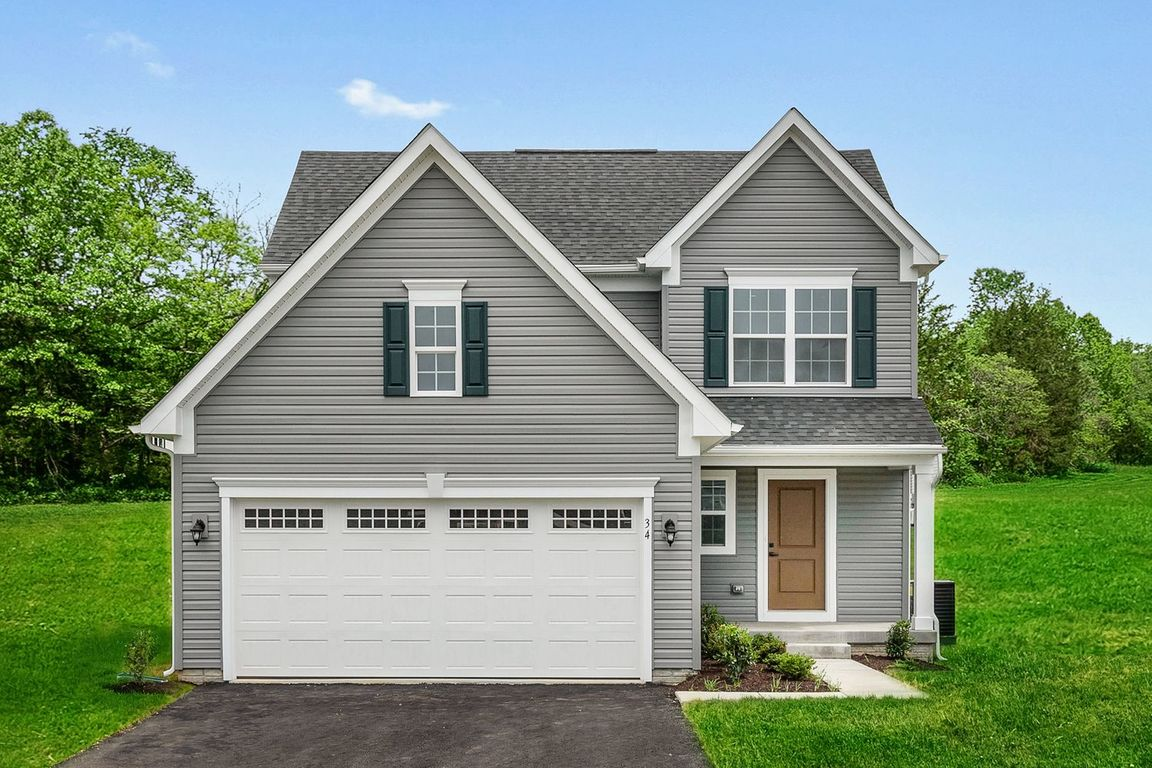 Ready To Build Home In Estates at Willow Brook Community