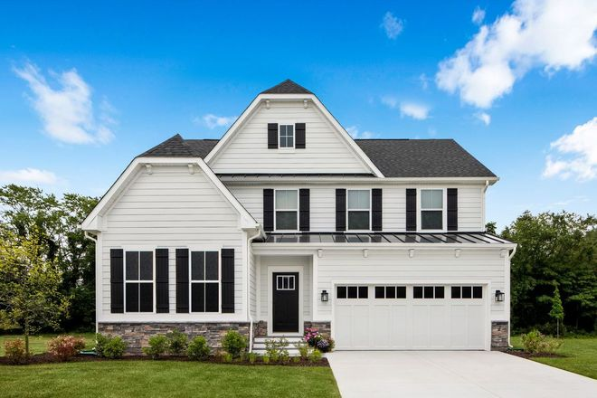 Ready To Build Home In Wellesley Community