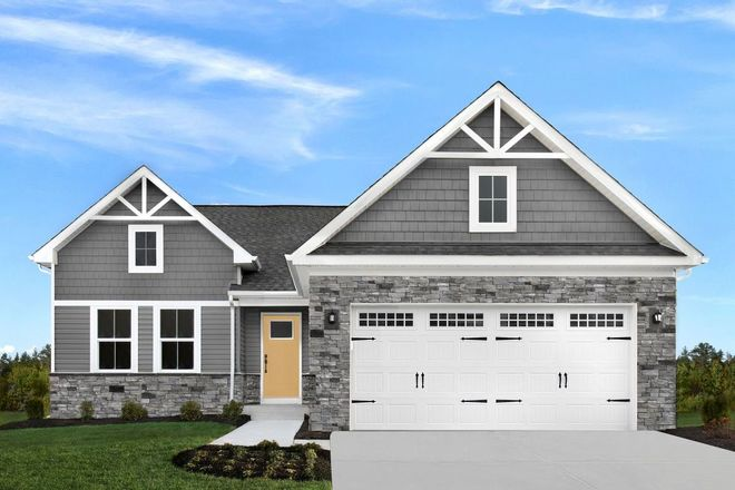 Ready To Build Home In Gristmill Villas Community