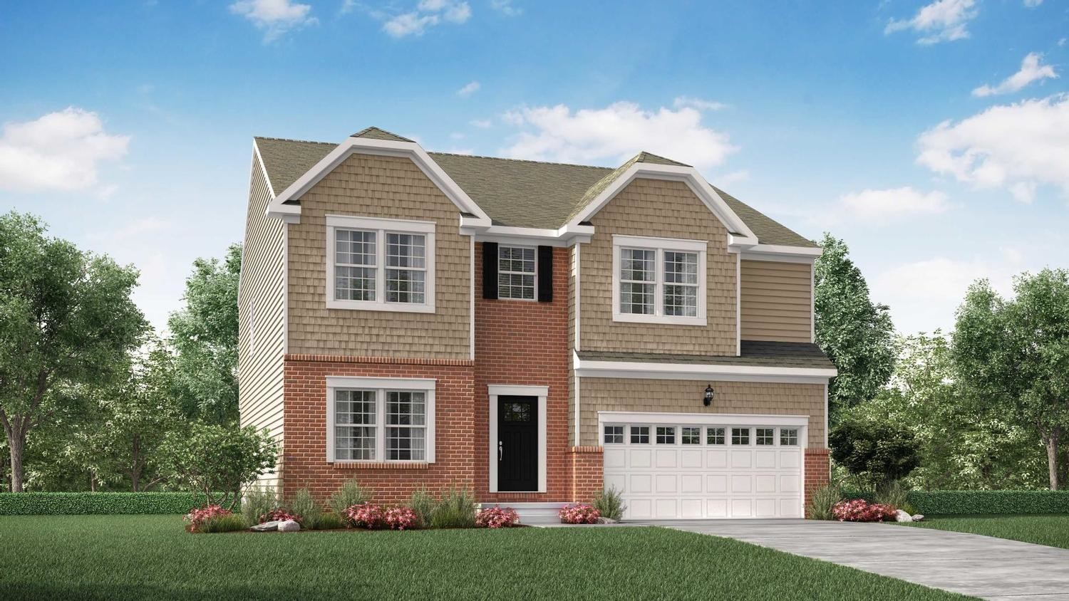 Ready To Build Home In Hidden Acres Community
