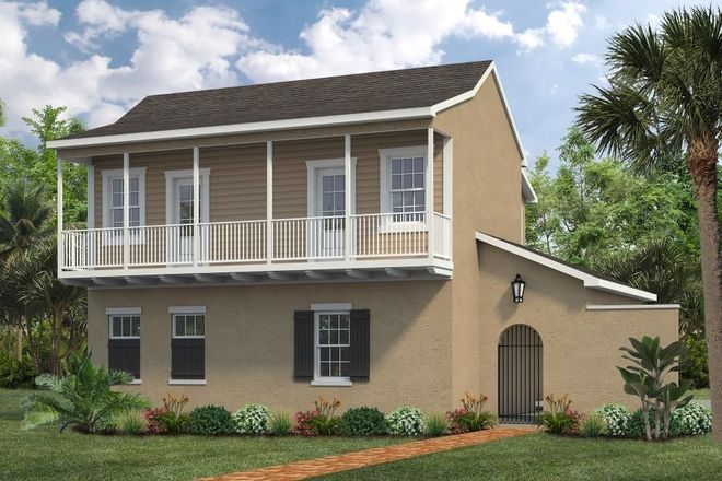 Ready To Build Home In Reeling Park Community