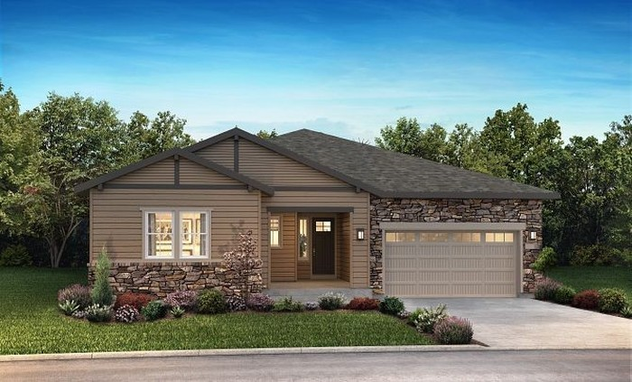 Ready To Build Home In Retreat at The Canyons Community