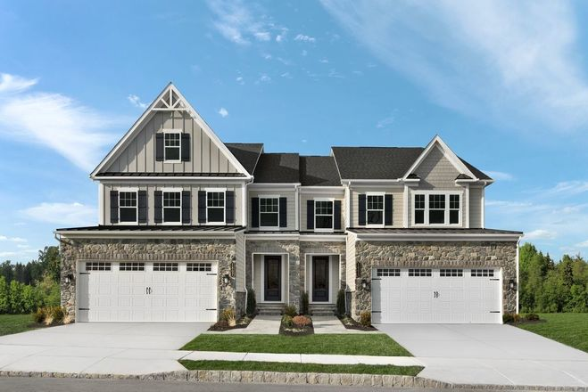 Ready To Build Home In Laurel Grove Village Community