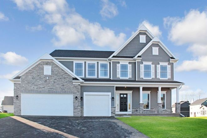 Ready To Build Home In Rose Hill Estates Community