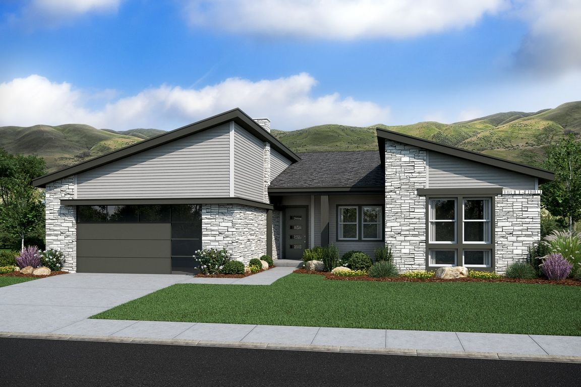 Ready To Build Home In Dry Creek Ranch Community