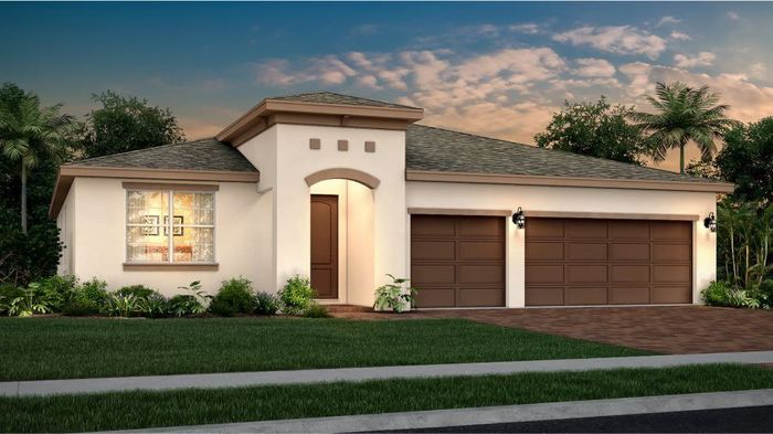 Ready To Build Home In Copper Creek - Premier Collection Community
