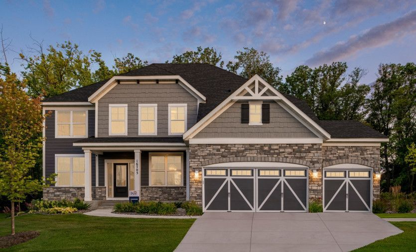 Ready To Build Home In Reserve at Medina Community
