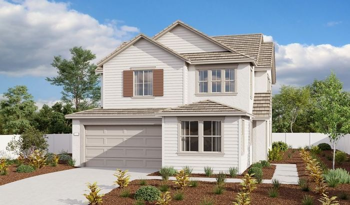 Ready To Build Home In Canvas at Sommers Bend Community