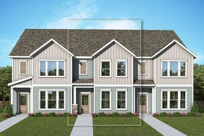 Ready To Build Home In Villa Heights - Townhome Collection Community