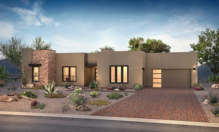 Ready To Build Home In Prelude at Storyrock Community