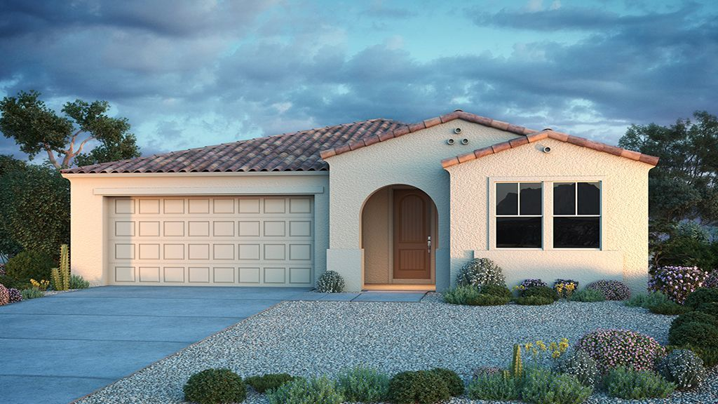 Ready To Build Home In Alamar Encore Collection Community