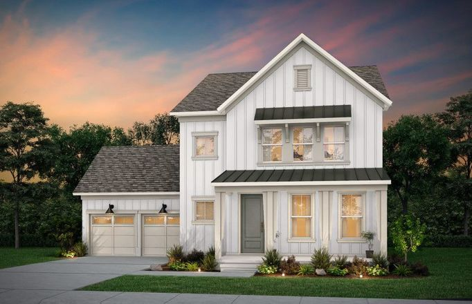 Ready To Build Home In Point Hope Community