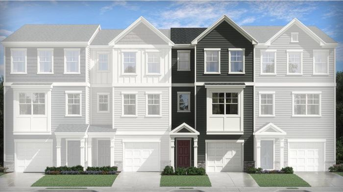 Ready To Build Home In Magnolia Trace Community