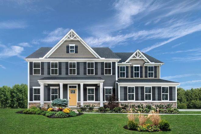 Ready To Build Home In The Landings at Meadowville Community
