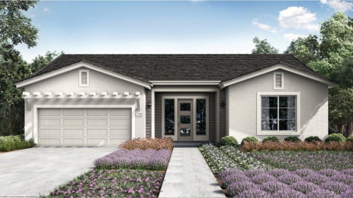 Ready To Build Home In Riverstone - Skye Series Community