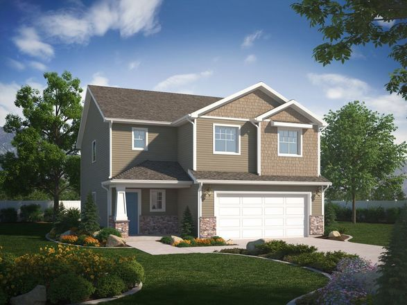 Ready To Build Home In Vineyard Community