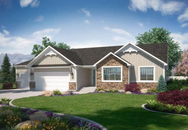 Ready To Build Home In Fox Meadows Community