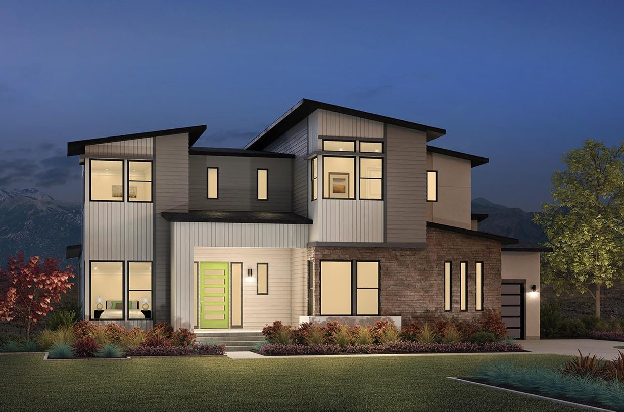 Ready To Build Home In The Ridge by Toll Brothers - The Overlook Collection Community