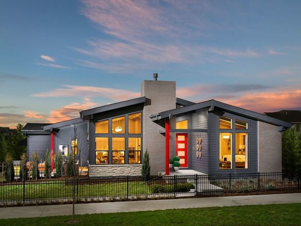 Ready To Build Home In Central Park Denver Community