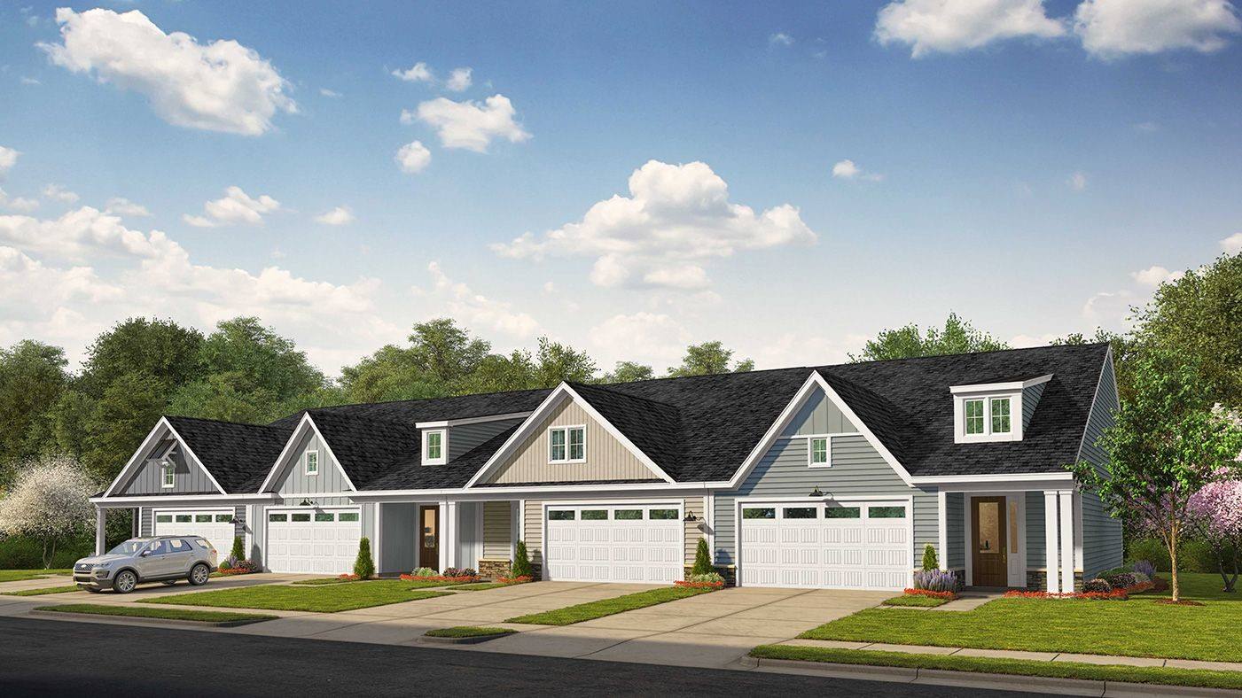Ready To Build Home In Spring Hill Village Community