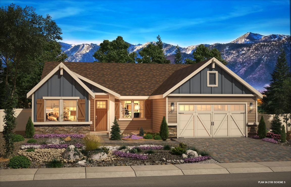 Ready To Build Home In The Village at Monte Vista Community