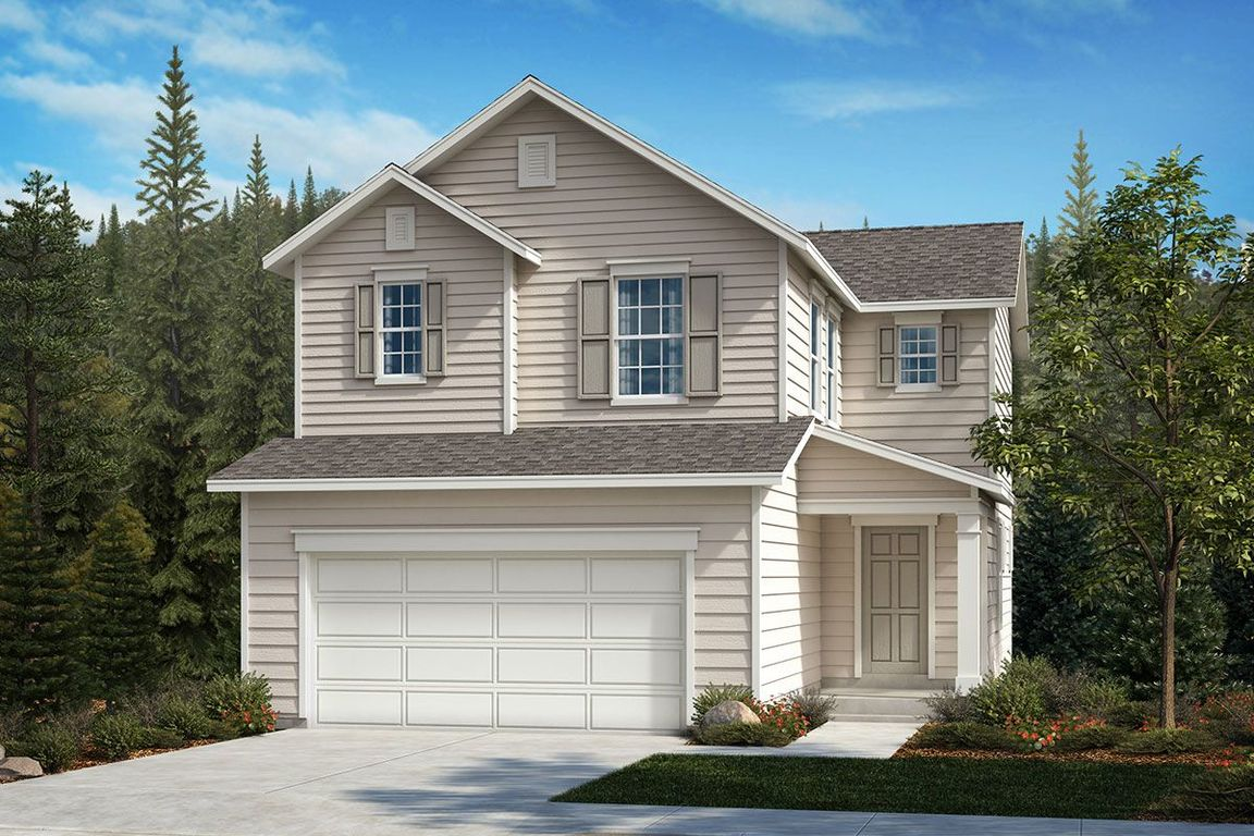Ready To Build Home In Little Soos Creek Community