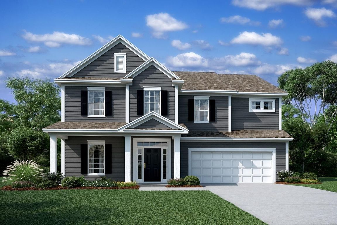 Ready To Build Home In Summers Walk Community
