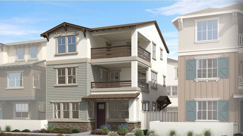 Ready To Build Home In Bridgeway - Bungalows Community