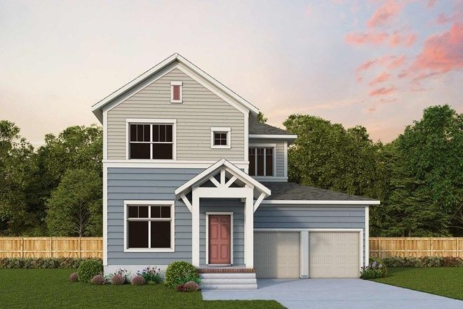 Ready To Build Home In Point Hope  Park Collection Community