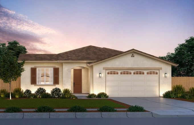 Ready To Build Home In Westbrook Community