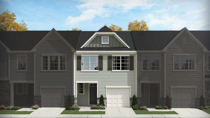 Ready To Build Home In Cadence - Designer Collection Community
