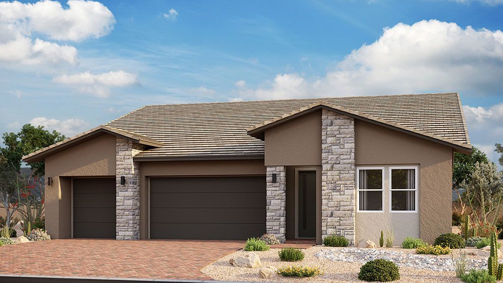 Ready To Build Home In Savannah in Summerlin Community