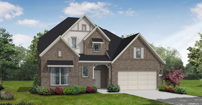 Ready To Build Home In The Meadows at Imperial Oaks 60' Community