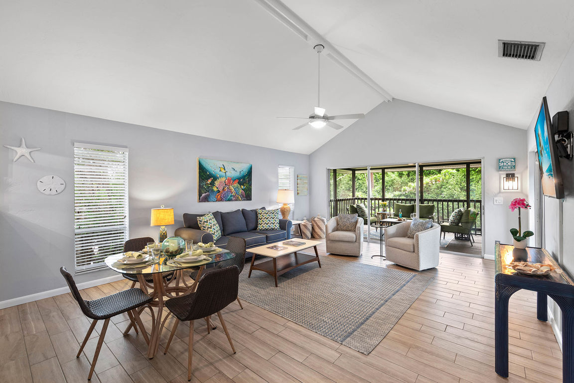 Luxurious 2-Bedroom House In Captiva