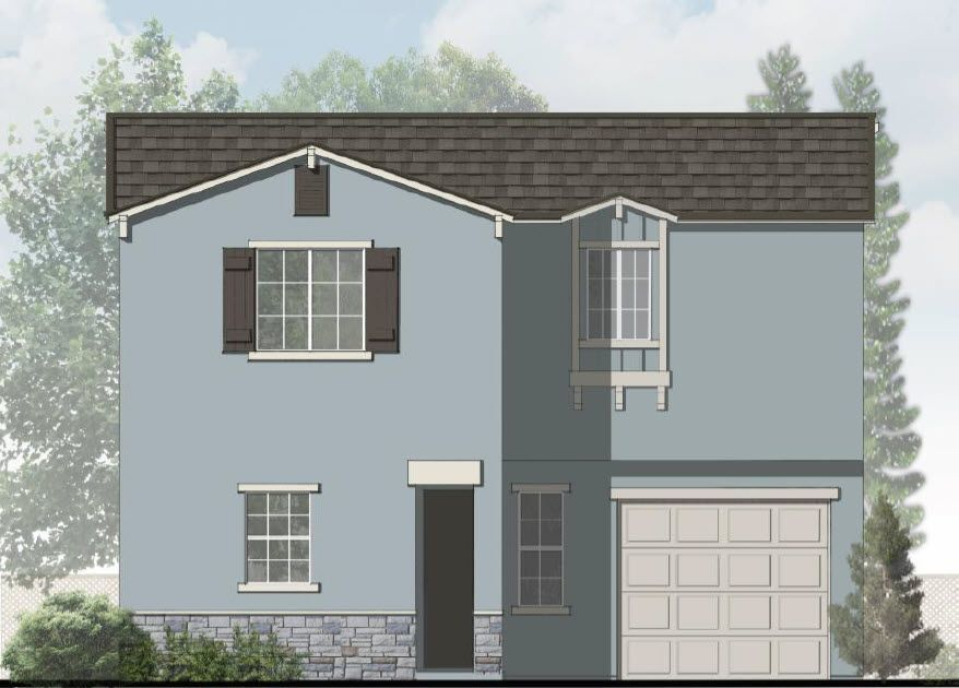 Ready To Build Home In Winding Meadow Village Community
