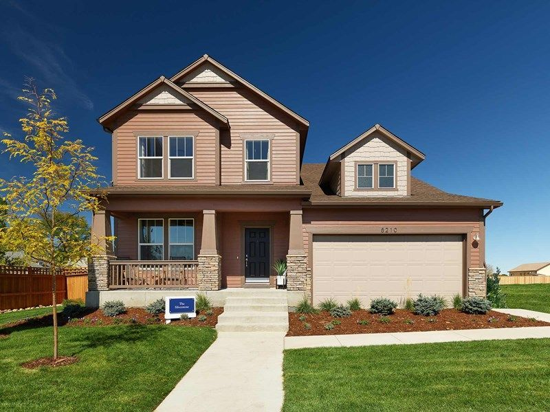 Ready To Build Home In Brighton Crossings Community