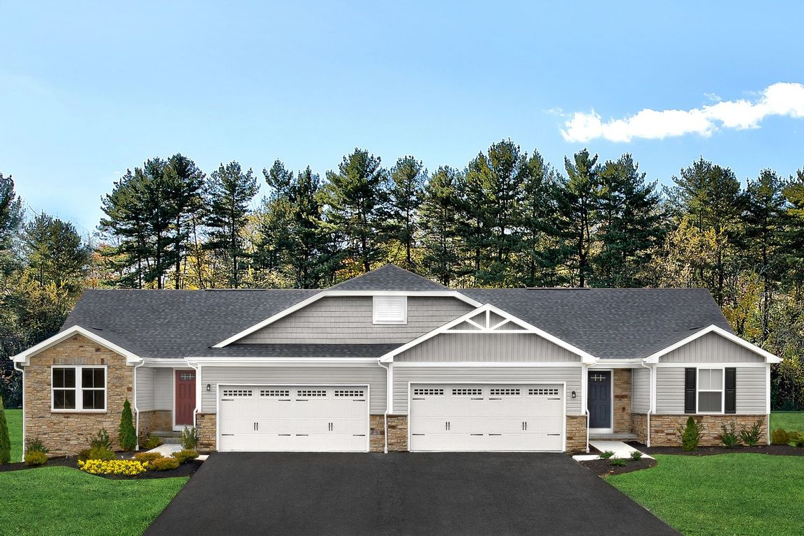 Ready To Build Home In Arden Wood Community