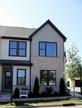 Ready To Build Home In Waverly Townhome Collection Community
